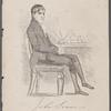 """John Soane [signature] author of """"Designs of buildings"""""""