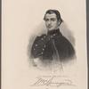 Gov. William Sprague of R.I. Wm. Sprague. Engraved for the Rebellion record.