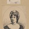 Fig. 15.--Madame de Staël.  Frau von Staël = Holstein.