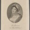 The Baroness de Stael-Holstein.