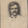 Henry M. Stanley.--Engraved from the etching by Hubert Herkomer.--(See page 982.) (This portrait was etched just beofre Mr. Stanley's last departure from England.)