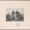 [Group portrait featuring Henry M. Stanley and four other men.]