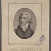 John Stanley Esqr. Member for Hastings