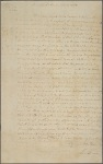 Letter to Col. William Fleming