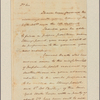 Letter to Gen. [William] Woodford