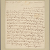 Letter to Le Roy and Bayard, New York