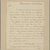 Letter to [John Sullivan.]
