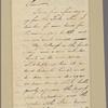 Letter to Patrick Henry, Henry County [Va.]