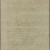 Letter to James Madison