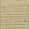 Letter to Gov. [James] Bowdoin [Boston]