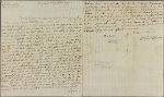Letter to Samuel William Johnson, St. George's, Bermuda