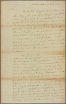 Letter to Owen Biddle, Chairman of the Council of Safety of Pennsylvania