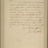 Letter to Elias Dayton, Trenton [N. J.]