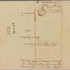Letter to John Laurens, Paris