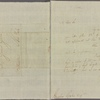 Letter to Horatio Gates