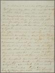 Letter to Gen. [John] Burgoyne [Boston]