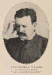 "John Brisben Walker, Proprietor and Editor ""The Cosmopolitan Magazine"""