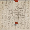 Autograph letter signed to Charles Ollier, 15 October 1819