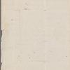 Autograph letter signed to John Hanson, 21 June 1809