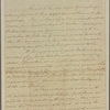 Letter to [James Iredell, Edenton.]