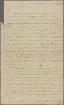 Letter to Gov. [Thomas] Mifflin [Philadelphia]