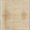 Letter to [Col. Abraham Buford.]