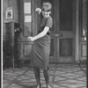 Julie Harris in the stage production A Shot in the Dark