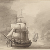 12th June 1776. Sailing from Halifax to N. York