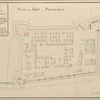 Plan of the Fort at Pensacola, 1764. [Copy from the original in the War Office records, Caxton House, London, number Z/30/2]
