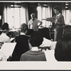 To Broadway with love [1964], rehearsal.
