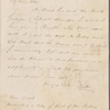 Autograph letter signed to John Taylor, 17 March 1818