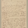 Letter to Joseph Alston, Camp