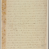Letter to [Mrs. Elias Boudinot, Baskin-ridge, N. J.]
