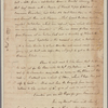 Letter to Mrs. [Elias] Boudinot [Baskinridge, N. J.]