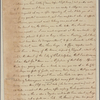 Letter to Mrs. Elias Boudinot [Baskin-ridge, N. J.]