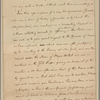 Letter to Gen. [George] Washington