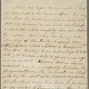 Letter to J[oshua] Loring [Jr.], Comissary Gen. of Prisoners