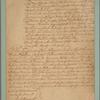 Letter to Francis Kinloch, Geneva