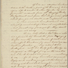 Letter to Col. Nisbet Balfour [Charleston?]