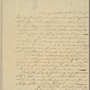 Letter to Col. [Nisbet] Balfour [Charleston?]
