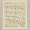 Letter to Philip Aylett, King and Queen [Va.]