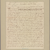 Letter to Thomas Wharton, President of the Council of Pennsylvania