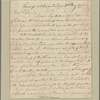 Letter to Gov. Jonathan Trumbull, Lebanon or Hartford [Conn.]