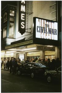 The Civil War (Musical), (Wilohorn), St. James Theater (1999).
