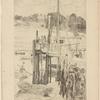 Palmer's Dock, Cos Cob.