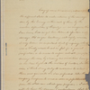 Letter to T[homas] S[im] Lee, Governor of Maryland