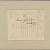 Letter to Horatio Gates, Traveller's Rest [Berkeley Co., Va.]