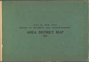 Atlases of New York City