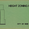 Height zoning map of the city of New York, compiled in the Dept. of City Planning, Division of Mapping and Zoning, May 27, 1953. Irving F. Ashworth, senior civil engineer.