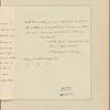 Letter to Henry R[owe] Schoolcraft [Washington, D. C.?]
